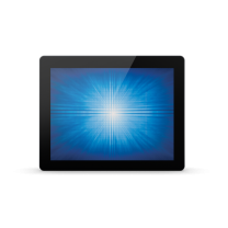 "1590L 15"" Open Frame Touchscreen"